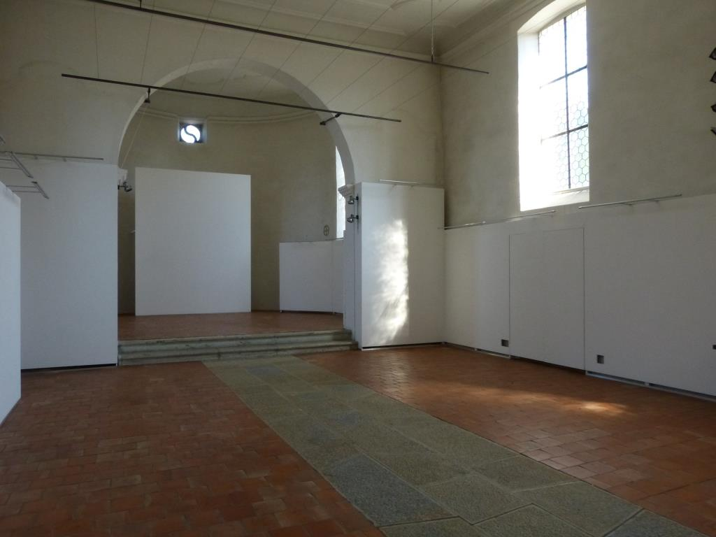 Innenraum Alte Kirche