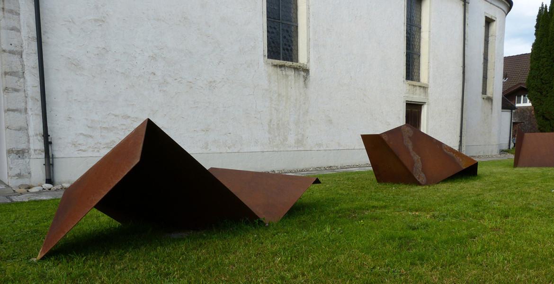 Ausstellungen Alte Kirche Härkingen Skulpturen