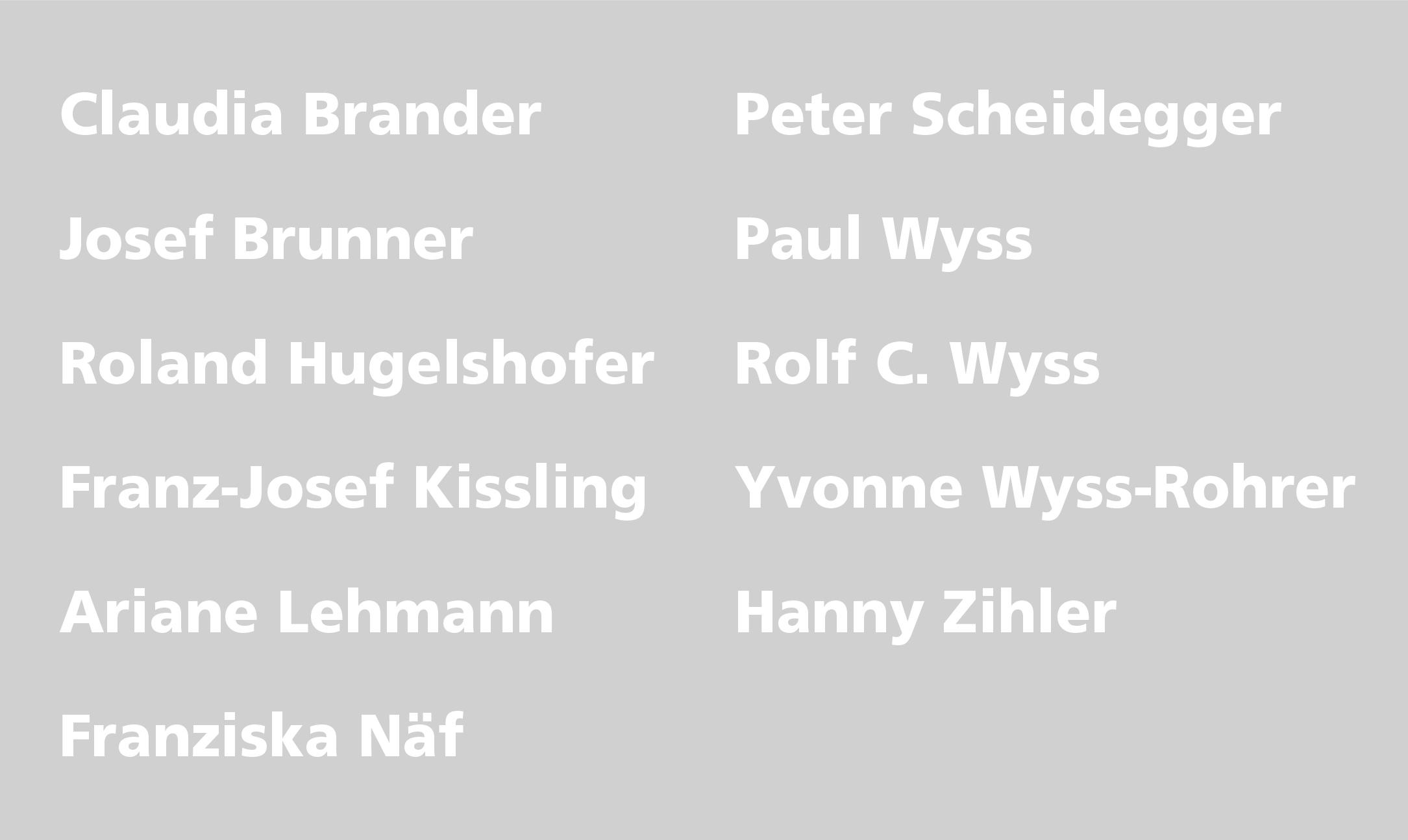 Namen Gäuer 16